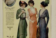 fashion 1900-1914