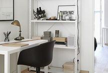 Home office / Pracovna