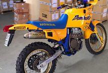 MC | Honda NX650 Dominator's