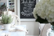 decorate {BREAKFAST NOOK}