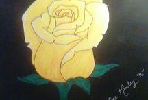 krissy's board / My art art