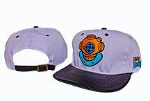 Pink Dolphin Snapback Hats - Snapback hats / by baseball caps