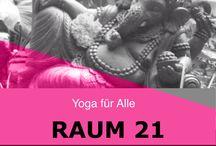Yoga Spezial RAUM 21 / Yoga und Lifestyle
