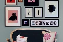 Home Decor / Wall Frames