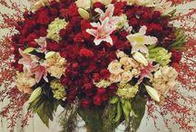 simple flowers by azka