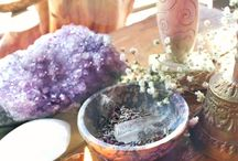 Stone healing and witch interests