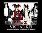 VISUAL KEI / :)