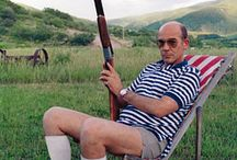 Hunter S. Thompson / by Amanda King