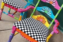 Painted Furniture / by Karen Ouzts