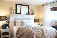 Master bedroom ideas / by Gigi