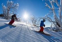 ski & snowboard snow australia / by Snow Australia