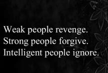 Quotes, Sayings & Wisdom
