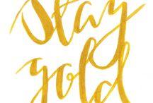 Typography & Pretty fonts