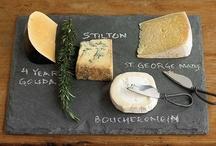 Cheese Board / by Brooke Hannah