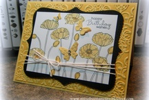 Stampin' Up - Pleasant Poppies