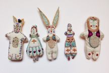 Cute and quirky craft ideas / Crafts which look like fun to try of course!
