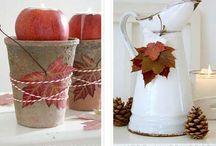 Decorations and handmade ideas