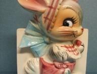 Vintage rabbit