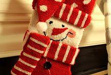 christmas socks / by Juli Dyer
