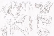 Tipos de poses