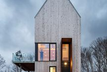 INSPIRATIONS : Architecture / Architecture intérieure et extérieure