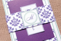 Purple and Green / by Whimsy B. Designs