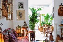Salones marroquíes