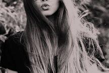 Luscious long locks / Long hair don't care