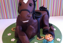 Horse cakes / Some awesome horse cakes