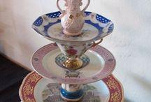 Tea Cups / by Jacque Johnson