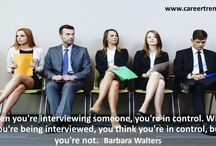 Interviewing and Your Job Search / by Jacqui Barrett-Poindexter