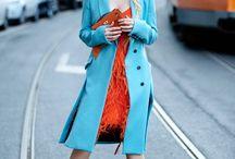Colourful coats / Coats