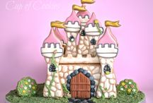 Castle cookie