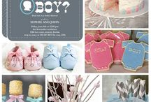 Baby shower ideas / by Karen Woodruff
