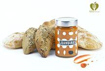 Alimentos sanos, naturales y ecologicos / productos ricos y sabrosos