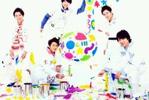 嵐 / Lots of pictures of these lovely boys