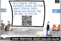 Digital Cartoons