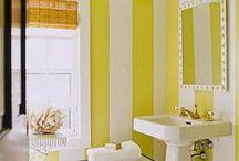 Bathroom ideas / by Jenny Hudson