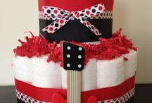 Baby Shower: Guitar Theme / by Krystal Stewart