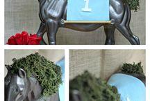 Horse decor