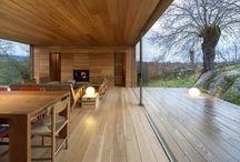 mazury / architektura ogrodu