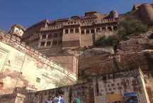 Mehrangarh Fort / Magnifique citadelle de l'inde
