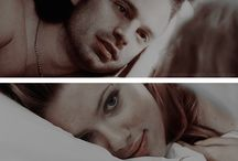 """otp: comrades in love / """"are you sure you want to go back? i could take you anywhere, you know. we could... you could go away for a while. the world hasn't been kind to you and maybe you need to just–""""  otp: natasha romanoff/bucky barnes"""