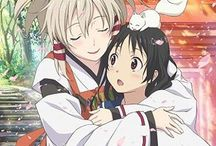Anime: Inari, Konkon, Koi Iroha.