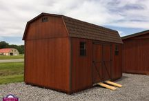 LP® SmartSide® Inspiration / We use SmartSide® on Storage Sheds, Garages, Horse Barns, and Chicken Coops... great looking and long lasting!