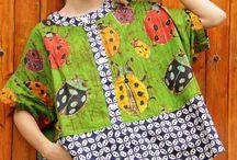 blouse batik hejo