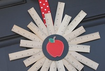 School- Decor & Management / by Amber H