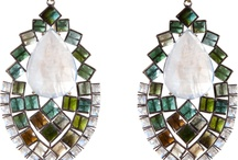 Earring obsession / by Darryle Pollack