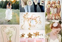 Glittering Glam / A stunning and inspiring collection of events that Glisten with Romance.