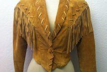 Hippie Girl / Vintage 60s 70s Hippie / hippy boho fashions